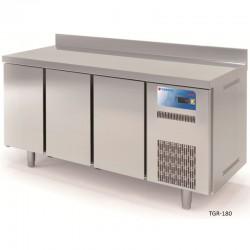 Mesa fría GN 1/1 CORECO, refrigeración fondo 700