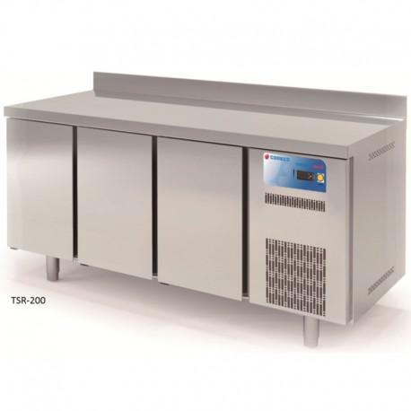 Mesa fría SNACK, refrigeración y congelados serie 600