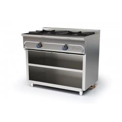 Cocina Mundigas M-900/2E (Sin Horno)