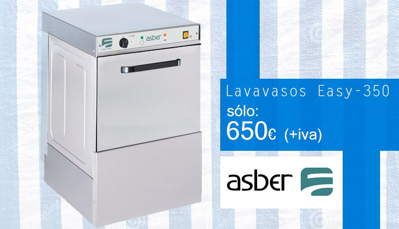 Lavavasos Easy 350
