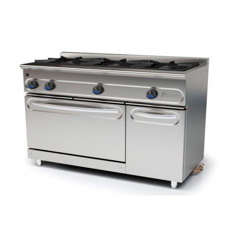 Cocina M-1200/3H MUNDIGAS