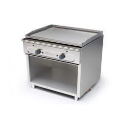 Frytop a gas serie900 F-29/L
