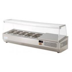 Expositor refrigerado de Ingredientes