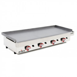 PLANCHA 1200 GAS ACERO 6MM