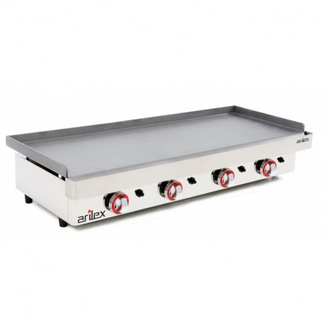 PLANCHA 1000 GAS ACERO 6MM